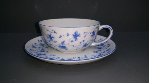 Arzberg Tee Gedeck Blaublüte 1382