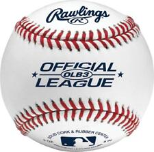 "Rawlings Official Youth League ""practice"" Baseballs Bucket of 24"