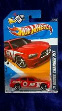 Hot Wheels '11 Dodge Charger R/T  Red HW Main Street '12 Diecast