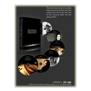 Elvina Makarian The Ultimate Collection 5 CD + 1 DVD Box set Limited Edition