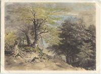 Alte Kunstpostkarte - Johann Jacob Dorner - Buchen