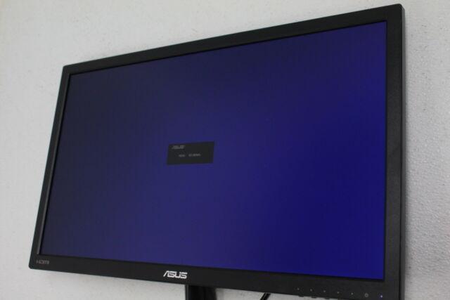 "Asus VP228HE 21.5"" Full HD 1920x1080 1ms HDMI VGA Eye Care Monitor Blacklight"
