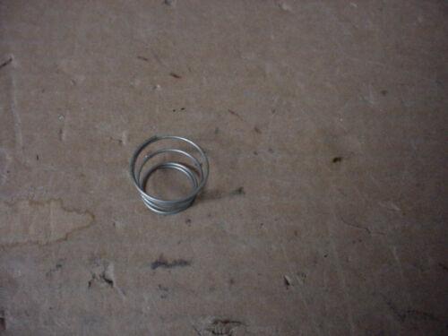 Whirlpool Range Knob Spring Part # 308348