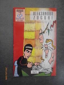 ALEKSANDAR ZOGRAF - Diario - SCHIZZO presenta n° 9 - 1998