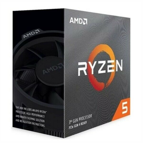 Processeur AMD RYZEN 5 3500X 3.6 Ghz 32 MB AM4