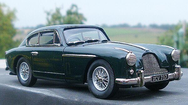 Lansdowne Models 1957 Aston Martin DB2-4 Mk.II
