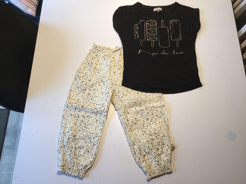Blandet tøj, Bukser, t shirt. Hhv – dba.dk – Køb og Salg af