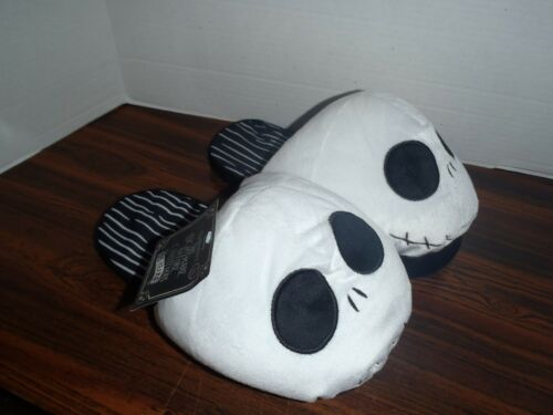 NIGHTMARE BEFORE CHRISTMAS HOUSE SLIPPERS JACK Size 9//10 NEW