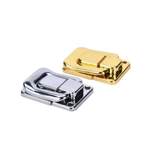2 stücke Verschluss Toggle Lock Latch Catch Für Koffer Boxes Truhen Kofferr W0