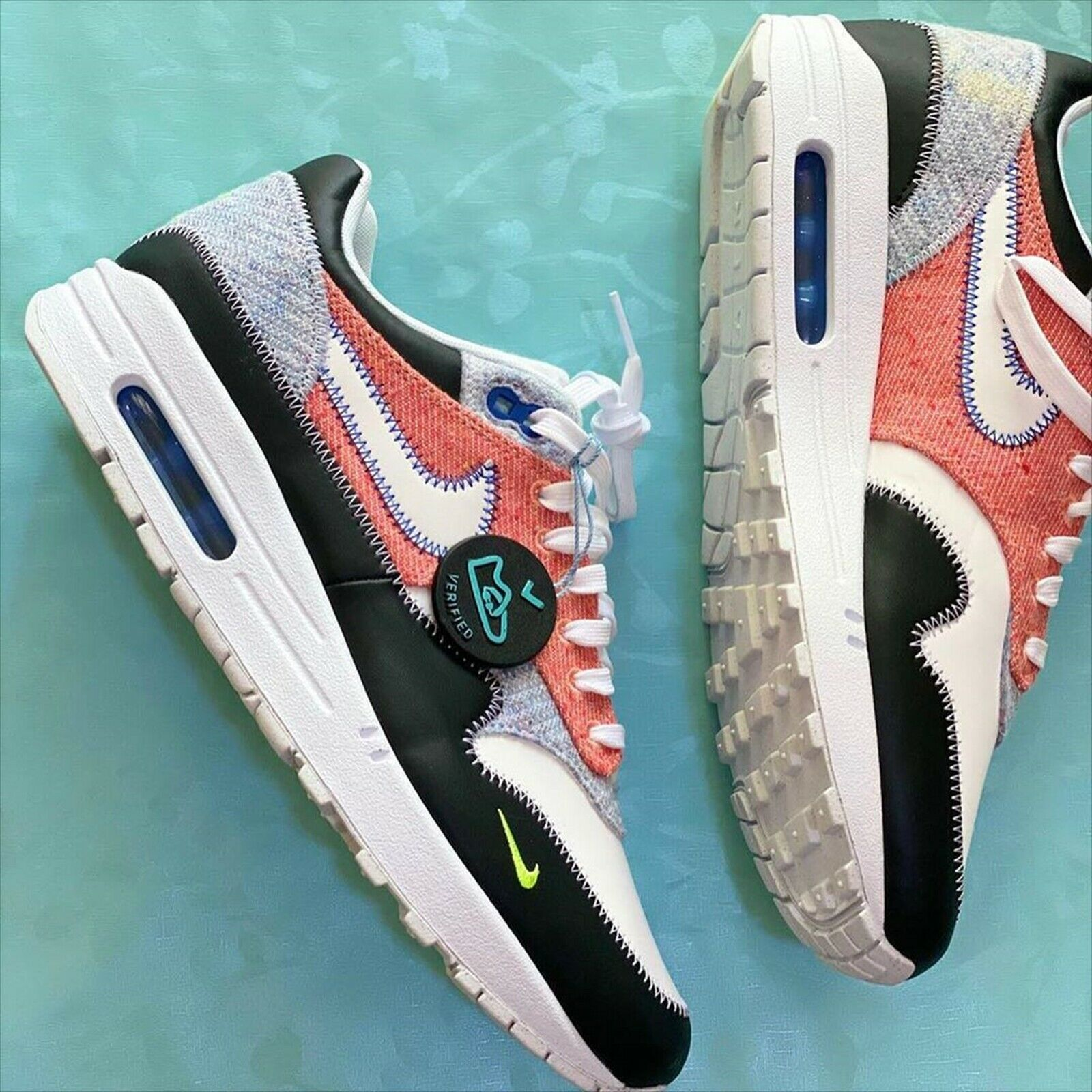 Size 11 - Nike Air Max 1 Recycled White 2020 for sale online   eBay