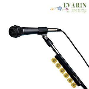 guitar pickholder bass picks pick holder rubber mic microphone stand attach play ebay. Black Bedroom Furniture Sets. Home Design Ideas