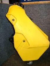SUZUKI OEM GAS FUEL YELLOW PLASTIC TANK RM250 RM 250 1996-2000 44110-37E00-25Y