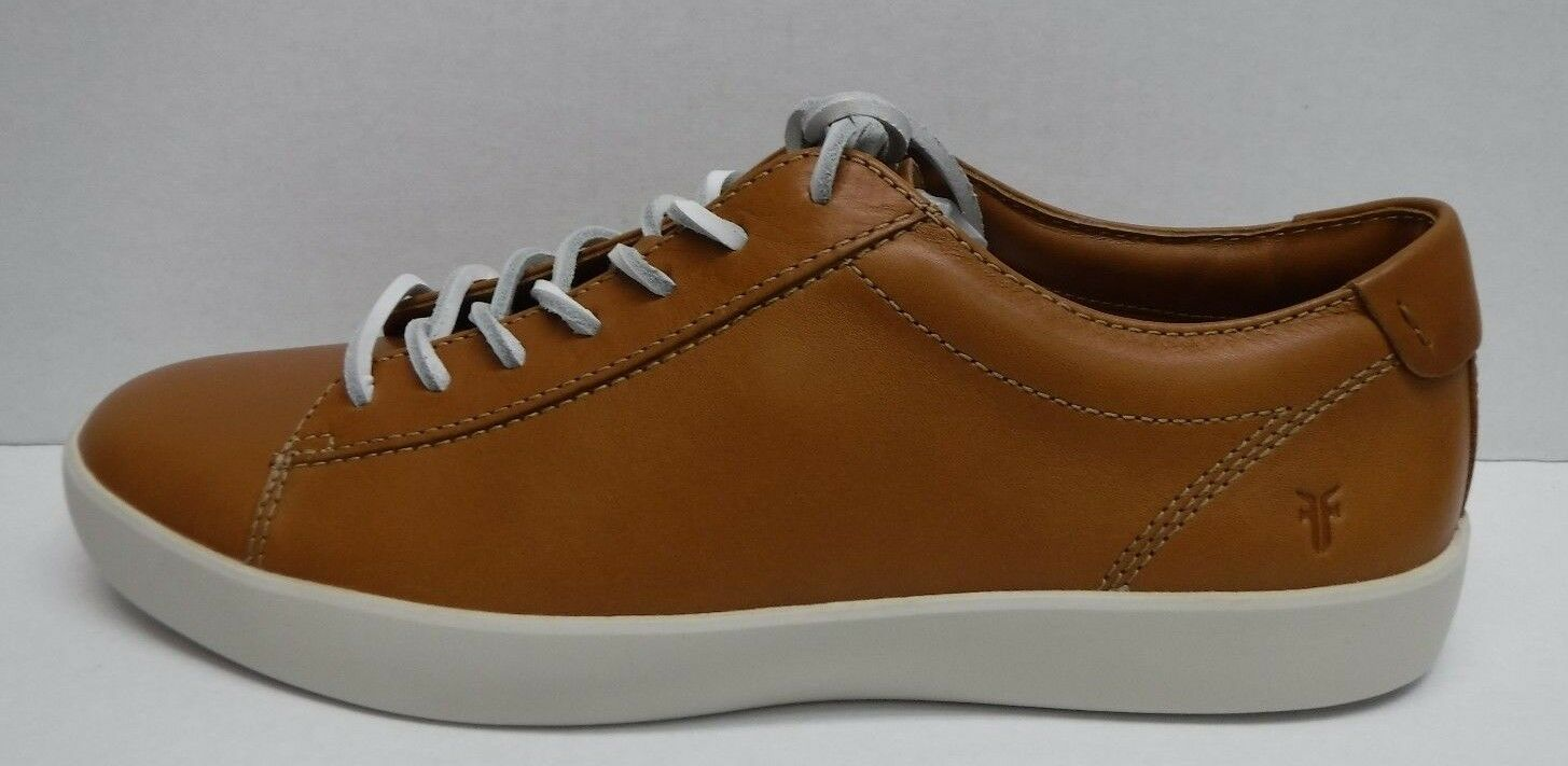 Scarpe casual da uomo  Frye Size 10.5 Camel Leather Sneakers New uomos Shoes