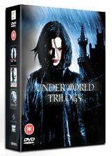 DVD:UNDERWORLD TRILOGY - NEW Region 2 UK