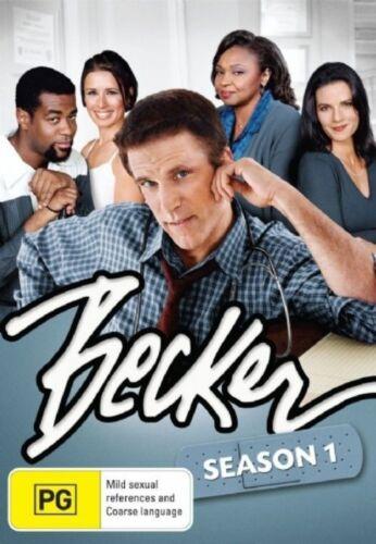 1 of 1 - Becker : Season 1 (DVD, 2008, 3-Disc Set)