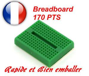 Breadboard 170 pts Couleur Vert Q44UiQQc-08125306-896136512