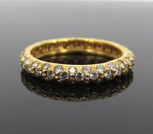 Gerard-1-0ct-Diamond-Micro-Pave-Hand-Made-18K-Yellow-Gold-3mm-Band-Size-6-25
