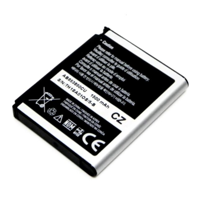 AB653850CU Battery For Samsung i900 i889 i908 i8000 Omnia Nexus i9020 1500mAh