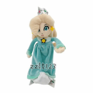 "2 PCS Princess PEACH /& Rosalina 8/"" #SM Plush Doll Figure Toy"