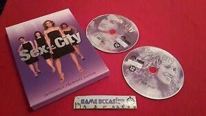 SEX-AND-THE-CITY-INTEGRALE-TEMPORADA-1-SERIE-TV-2-DVD-V-DEO-PAL