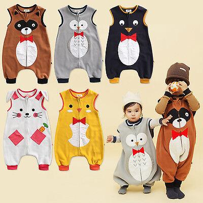 "Sweet-Tempered Vaenait Baby Kids Boys Girls Clothes Blanket Sleep Sack ""sleeping Tie Set"" 1-7t Nursery Bedding"