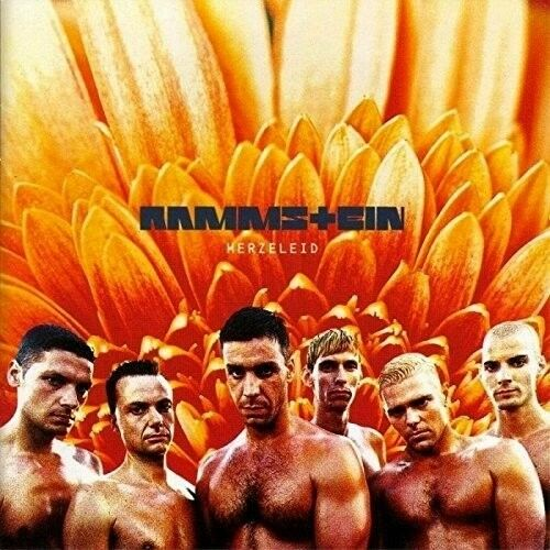 Rammstein - Herzeleid [New Vinyl LP] Ltd Ed