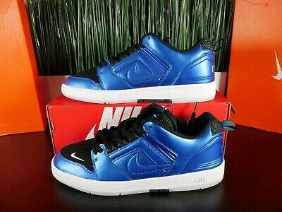 Nike SB Air Force II Low QS Foamposite Rivals Blue AV3800 440 Size 10.5 13 | eBay