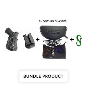 Paquete Funda Fobus + revista doble bolsa del Mag Walther p99 & p99 Compacto Nuevo
