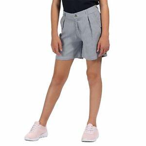 Regatta DAMITA Childrens Coolweave Shorts Girls