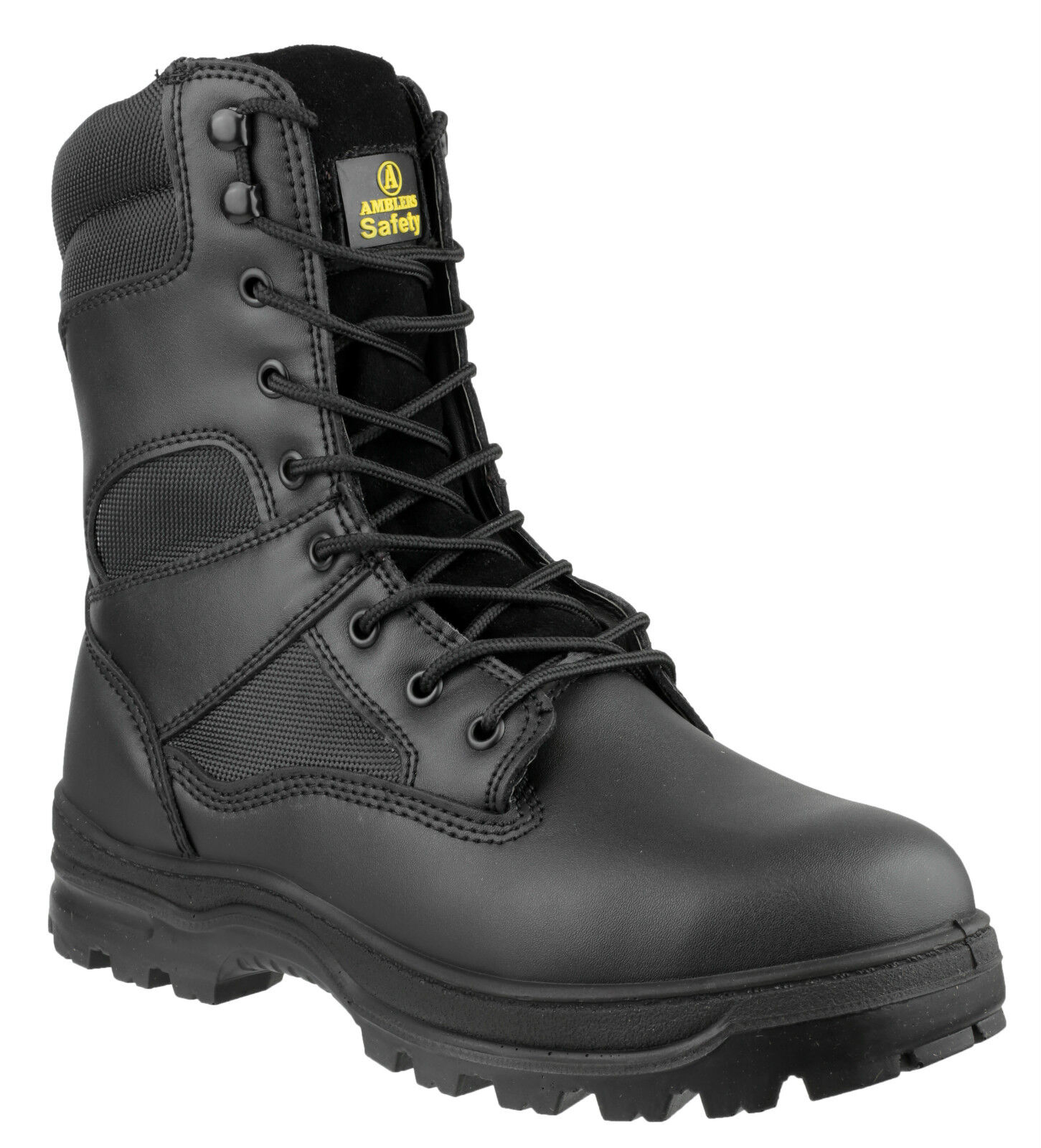 Amblers FS008 Mens Safety Steel Toe Cap Industrial Boots Shoes