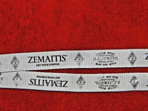 Zemaitis Guitars Lanyard