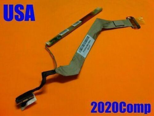 TESTED!! COMPAQ F500 F700 V6000 LCD Cable /& Inverter Combo