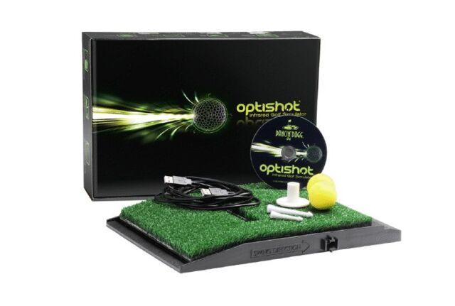 Golf Simulator For Sale >> Dancin Dogg Optishot Infrared Golf Simulator For Sale Online Ebay