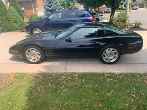 1994 Corvette> MINT! Targa Roof. Fully certified!