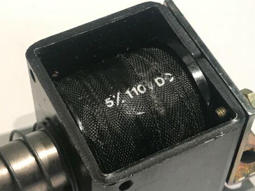 MECHETRONICS SD137A Heavy Duty 110VDC Pull Solénoïde K091-110-1451 ad1*11