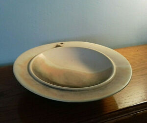 Contemporary Studio Pottery Bowl by Ceramicist Jeffery Wilson