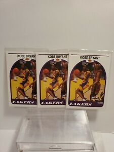 3-1999-00-Skybox-NBA-Hoops-KOBE-BRYANT-Rare-DECADE-CARD-150-Los-Angeles-Lakers