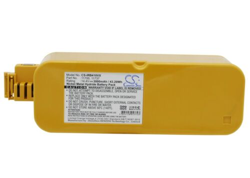 UK Battery for iRobot Create 11700 17373 14.4V RoHS