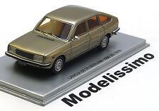 1:43 Kess Lancia Beta 2000 2S Berlina 1978 golden ltd. 300 pcs.