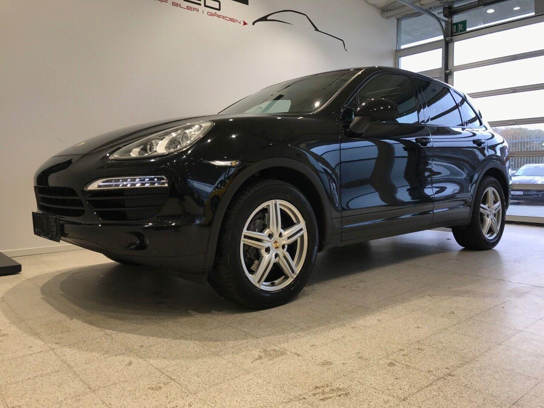 Porsche Cayenne 3,6 V6 Tiptr. 5d - 469.900 kr.