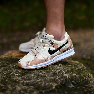 Details about BNWB & Genuine Nike ® Air Span II 2 Premium Beach Sand Camo Trainers UK Size 7.5