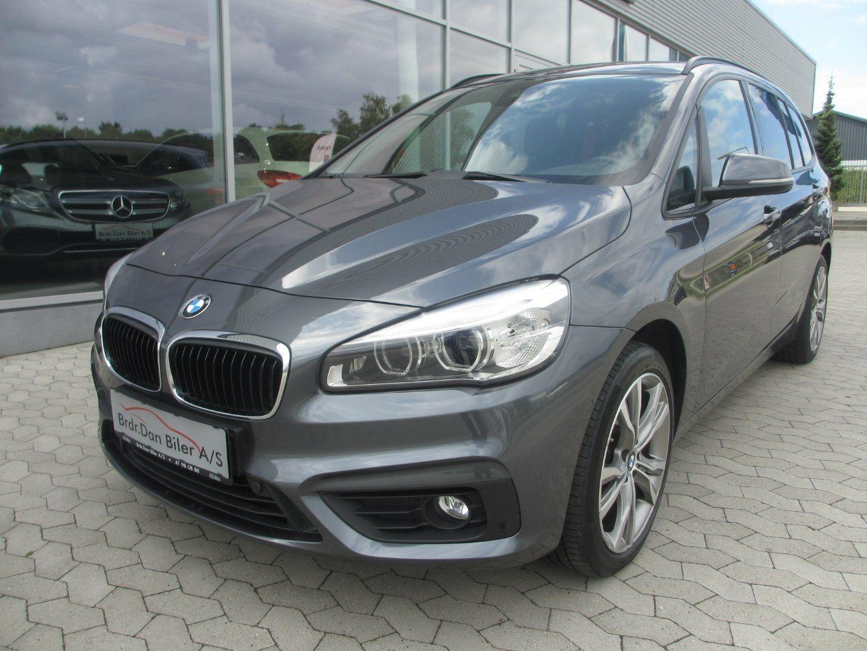 BMW 218d 2,0 Gran Tourer aut. 7prs 5d - 289.900 kr.
