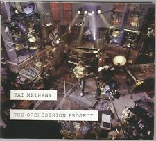 Orchestrion Project [Digipak] * by Pat Metheny (CD, 2-2013, 2 Discs) W/ Pin