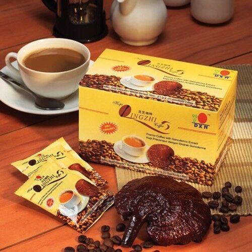 DXN Lingzhi 3 in 1 Ganoderma Coffee Gourmet Reishi Healthy Express Ship for  sale online  118d4bdf81