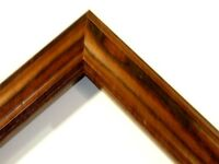 Cherry Oak Solid Wood Picture Frames-square