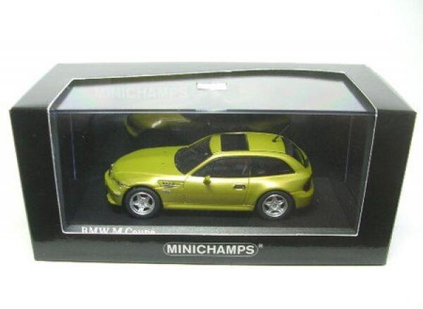 BMW M Coupe (Phoenix-Yellow Metallic) 2001