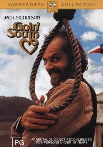 1 of 1 - Goin' South-DVD VERY GOOD CONDITION FREE POSTAGE ALL OVER AUSTRALIA REGION 4