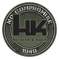 Hk Green Decal 1949, Heckler & Koch no Compromise Hk416 Mr556 Mr762 P30 Usp
