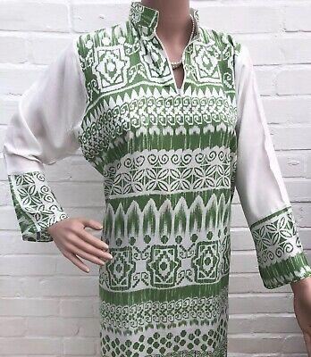 Di Animo Gentile Nuovo Pakistano Kameez Kurta Kurti Abito Eid Abito Estivo Camicia Caftano Top-mostra Il Titolo Originale