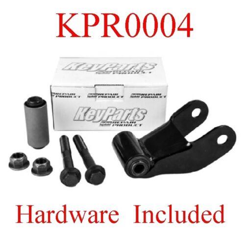 Ranger Econoline L=R Suspension KPR0004 90 96 F150 Rear Spring Shackle Kit